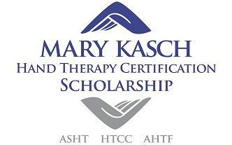 Mary Kasch Hand Therapy Certification Scholarship: Doing it Well