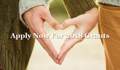 Grant Application Forms For 2018 Are Now Available