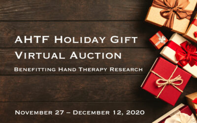 AHTF Holiday Gift Virtual Auction